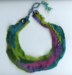 Roseann Straub's Caribbean Waves (Beads)
