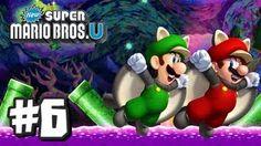 New Super Mario Bros U Part 6