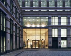 160 Queen Victoria Street Architecture, by SOM Architects in London 3