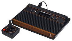 the Atari console... brings back childhood memories