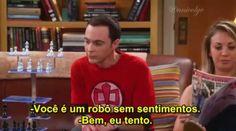 Sheldon Cooper - The Big Bang Theory Wtf Funny, Funny Memes, Jokes, Big Beng, Tbbt, The Big Theory, The Bigbang Theory, Tv Show Music, Nerd