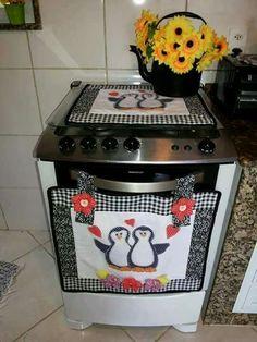 Panô forno pinguim