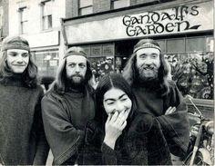 Gandalf's Garden cafe/headshop/bookstore of hippie fame