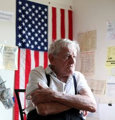 A story about a 92-year-old man who pirates movies and sends them at no cost to US soldiers across the world.