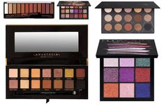 5 Eyeshadow Palettes That Are Great Value For Money Abh Palette, Best Eyeshadow Palette, Huda Beauty Desert Dusk, Cool Undertones, Glamorous Makeup, Latest Makeup, Beauty Review, Green Eyes, Fashion Advice
