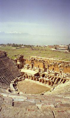Pammukale, Turkey 2000