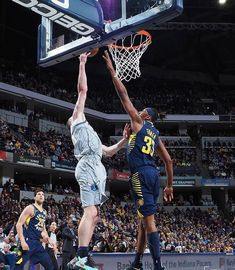 """PACERS FANS HERE!! (1.4k) on Instagram: """"New Career high with 8 blocks for @turner_myles !!!"""""""