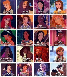 16 Ideas quotes disney cute girls What is April exactly why is it Disney Girl Characters, Disney Character Names, Disney Princess Names, Disney Names, Disney Princess Pictures, All Disney Princesses, Disney Princess Drawings, Disney Drawings, Pocket Princesses