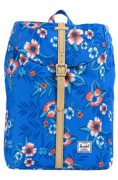 The Post Backpack in Paradise Print by Herschel Supply  use rep code: OLIVE for 20% off!