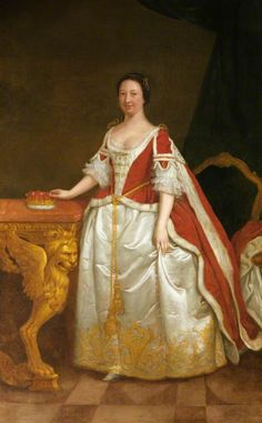 """""""The Countess of Findlater"""", Cosmo Alexander, 1756; ABDAG008216"""