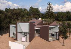 Casa YC de Santiago Parramón | domusxl