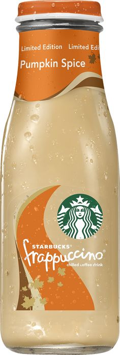 b57fcf3ee5d7 Starbucks Pumpkin Spice Frappuccino Chilled Beverage - Delish.com Starbucks Pumpkin  Spice