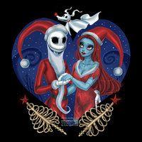 TNBC: Jack and Sally by daekazu