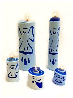 Cute Candles, Best Candles, Pillar Candles, Diy Candles With Crayons, Wax Art, Candle Art, Candle Diffuser, Oil Lamps, Candle Making