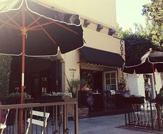 Alfred Coffee & Kitchen, Melrose Ave, Los Angeles.