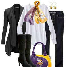 Minnesota Vikings Fall Fashion