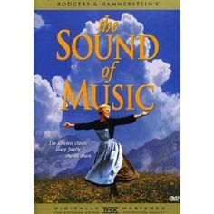 The Sound of Music ♥ Maybe the best movie ever! I watched this recently, it was as if I never saw it before, deep sweet & heart touching.