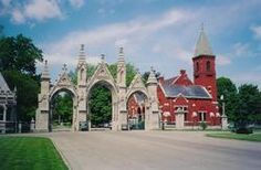 Crown Hill Cemetery - Indianapolis, IN