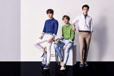 Leeteuk, Eunhyuk, Donghae