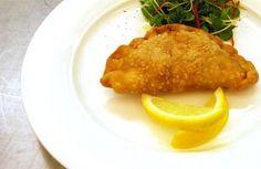 Gordon Ramsay's Santa Maria Chicken and Chilli Empanadas