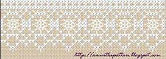 Gallery.ru / Симпатичные кружева - Samplers_&_ornaments/freebies - Jozephina