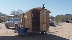 Gypsy Wagon Building