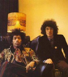 Jimi Hendrix , Noel Redding