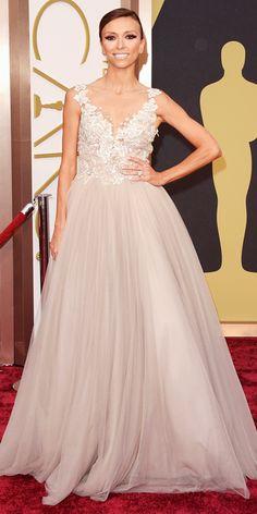 Guiliana Rancic   2014 Academy Awards   Gown by Paolo Sebastian