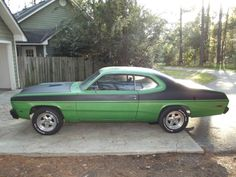 Plymouth : Duster 2 DR