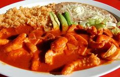 Authentic Mexican Food | ... for you to try: Shrimp a La Diablo | Authentic Mexican Recipes Blog