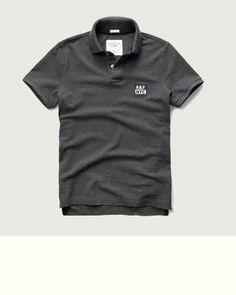 Mens Muscle Fit Pop Icon Polo