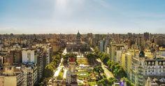 Clima e temperatura em Buenos Aires #argentina #viagem