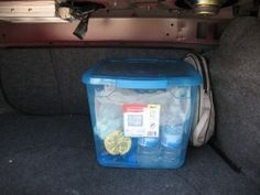 Assembling a Car Emergency Kit with Printable Checklist - Food Storage and Survival