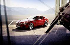 2012 BMW Zagato Coupé Concept