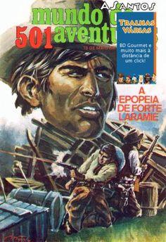 Mundo de Aventuras S2 501: A Epopeia de Forte Laramie (1983)   Titulo: Mundo de Aventuras S2 501: A Epopeia de Forte Laramie (1983) Formato(s): CBR Idioma(s): PT-PT Scans: ASantos Restauro: ASantos Num. Paginas: 35 Resolucao (media): 1266 x 1889 Tamanho: 15.96MBDownload (FileFactory)Download (Zippyshare)Agradecimentos: Obrigado ao/a ASantos pelo trabalho de digitalizacao e tambem ao/a ASantos pelo restauro!  MUNDO de AVENTURAS 2a serie n.501 19 de Maio de 1983 - A Epopeia do Posto Laramie…