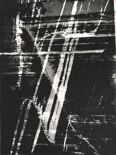 Traces on Black 1954 Otto Steinert