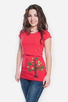 28€ Camiseta lactancia Baobab