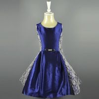 Wholesale Lace Children Frocks Designs American Princess Western Girl Dress Girls Party Dresses For Teenage 7 8 10 12 Year https://app.alibaba.com/dynamiclink?touchId=60393627373