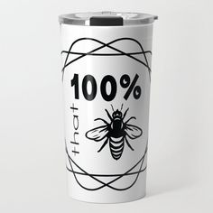 Bee Lover Gift That Bee Travel Mug. Best gift for the super awesome person in your life that loves nature, gardening, composting, and bee keeping. The mug makes a great Christmas Gift. Gifts For New Parents, Gifts For Your Mom, Coffee Lover Gifts, Gift For Lover, Coffee Room, Travel Mug Coffee, Motivational Gifts, Gifts For Nature Lovers