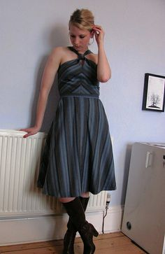 Lonsdale Dress by Sewaholic Patterns