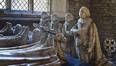 Savage Family Tomb, Elmley Castle Church by GethinThomas, via Flickr