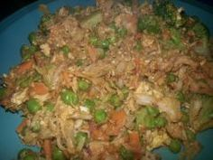 """17 Day Diet – Cycle 1: Chicken Fried """"Rice"""" 