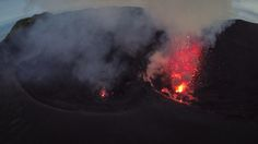 Mt Yasur Volcano, Tanna Island, Vanuatu