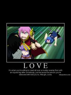 Mhmm , that's good Juvia . keep it up : )