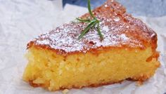 If Chelsea is our in-house sweets guru, consider me your friendly resident fried foods gal. Greek Sweets, Greek Desserts, Greek Recipes, 123 Cake, Semolina Cake, Polenta Cakes, Rhubarb Cake, Rhubarb Recipes, Sandwich Cookies