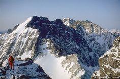 Mt. Hodaka ( from Mt.Minami-dake)