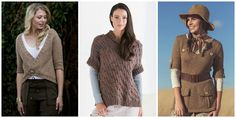 A Rainbow of Fall Sweater Knitting Patterns to Savor - Interweave