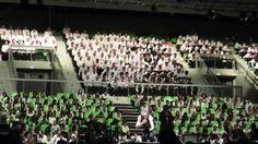 1000 choristes 2015 Montbéliard Axone Barcella Restos du coeur 2