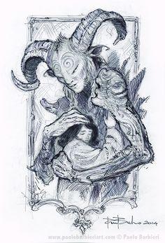 Drawlloween Esboços estilo Gore - Arte no Papel Online Art And Illustration, Ink Illustrations, Dark Art Drawings, Love Drawings, Dark Fantasy Art, Arte Inspo, Arte Obscura, Creepy Art, Fairy Art