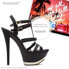 In love Summer Shoes, Cute Shoes, Platform, Heels, Fashion, Heel, Moda, Fashion Styles, Summer Sneakers